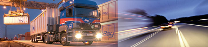 Bay Logistik - The Better Choice